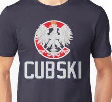 Chicago Polish Cubski Fan Unisex T-Shirt