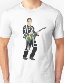 Bono The Lead Singer of the Band U2 T-Shirt