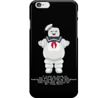 Stay Puft - Ghostbusters Pixel Art iPhone Case/Skin