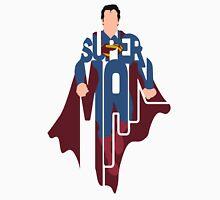 Superman, The Man Of Steel T-Shirt