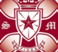 St. Mary's College High School Logo Sticker