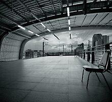 Makassan station by Laurent Hunziker
