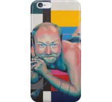 Comic Pin Up iPhone Case/Skin
