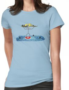 Lifeguard. Womens Fitted T-Shirt
