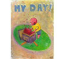 myday22 Photographic Print