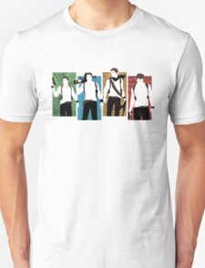 Uncharted Evolution Unisex T-Shirt