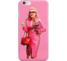 Elle Woods Legally Blonde Bruiser Chihuahua iPhone Case/Skin