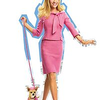 Elle Woods Legally Blonde Bruiser Chihuahua by caseyward