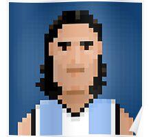 Luis Scola - Argentina Poster