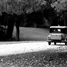 Vintage Auto On The Road Again by kkphoto1