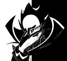 Code Geass - Zero by MojoZula