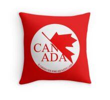 CA-NERV-A (alt ver.) Throw Pillow