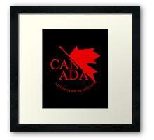 CA-NERV-A Framed Print