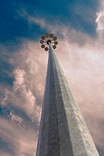 Reach For The Sky by Paul Gitto