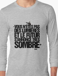 Fuzati - Punchline Long Sleeve T-Shirt