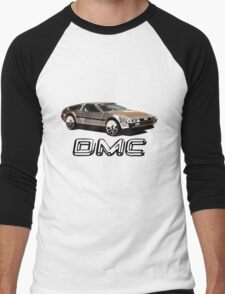 DeLorean Men's Baseball ¾ T-Shirt