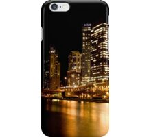Chicago River Moon iPhone Case/Skin