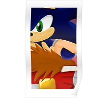 Sonic Eggman  Poster