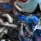 Predator in Blue by linaji
