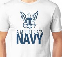 America's Navy Logo Unisex T-Shirt