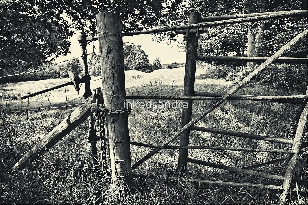 Keep out! by inkedsandra