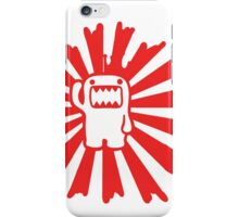 rising sun domo iPhone Case/Skin