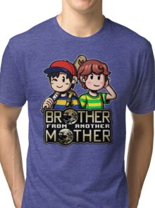 Another MOTHER - Ness & Travis Tri-blend T-Shirt