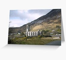Church at the Poisoned Glen Greeting Card