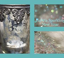 Sparkling New Year © by JUSTART