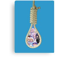 NOOSE - NEPTUNIA RE;BIRTH Canvas Print