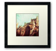Bristol Cathedral Framed Print