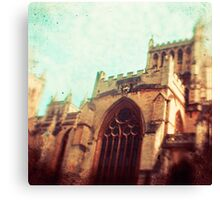 Bristol Cathedral Canvas Print