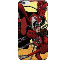 The Mouth Mercing Devil-Spawn iPhone Case/Skin