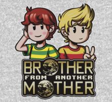 Another MOTHER - Travis & Lucas by MartinIsAwesome