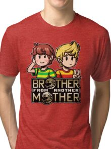 Another MOTHER - Travis & Lucas Tri-blend T-Shirt