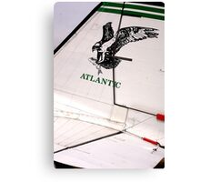 Air Atlantic DC 3 Dakota Canvas Print