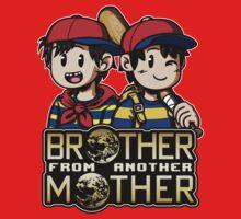 Another MOTHER - Ness & Ninten One Piece - Short Sleeve