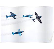 Blades Aerobatic Team Poster