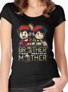 Another MOTHER - Ness & Ninten (alt) Women's Fitted Scoop T-Shirt