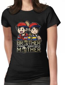 Another MOTHER - Ness & Ninten (alt) Womens Fitted T-Shirt