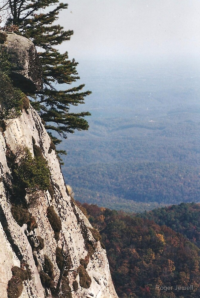 Where The Blue Ridge Ends by Roger Jewell