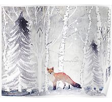MR. WINTER FOX Poster