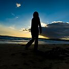 Slowmotion Sunset by rorycobbe