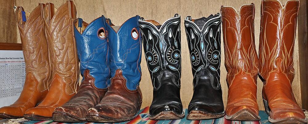 Stompin in Texas by John  Kapusta