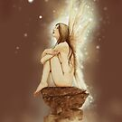 Daydreaming Faerie by John Silver