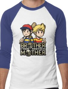 Another MOTHER - Ness & Lucas Men's Baseball ¾ T-Shirt