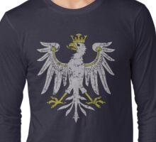 Polish Vintage Eagle  Long Sleeve T-Shirt