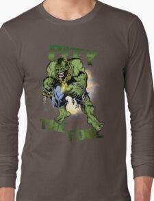 FOOL SMASHER! Long Sleeve T-Shirt
