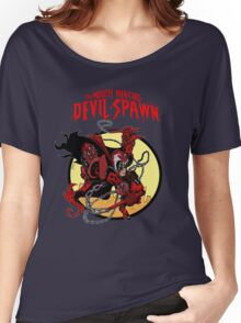 The Mouth Mercing Devil-Spawn Women's Relaxed Fit T-Shirt