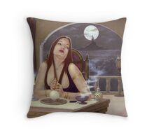 The Love Spell Throw Pillow